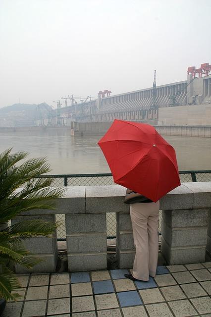 Drei Schluchten Damm, China